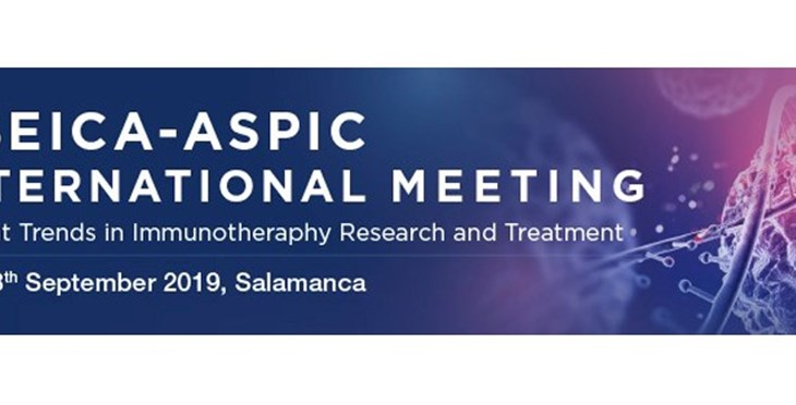 I ASEICA-ASPIC INTERNATIONAL MEETING. Current Trends in Immunotheraphy Research and Treatment